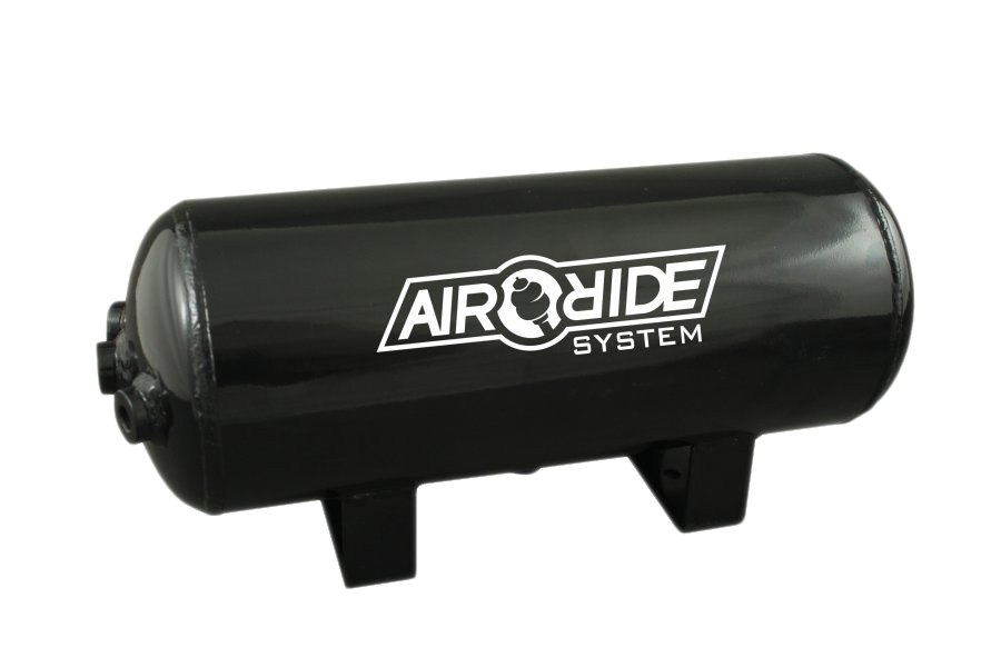 Zbiornik sprężonego powietrza 11.5l - BLACK - GRUBYGARAGE - Sklep Tuningowy